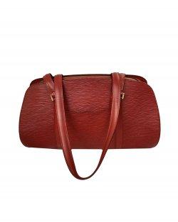 Bolsa Louis Vuitton Couro EPI Vermelha