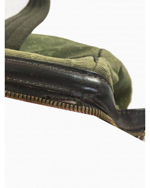 Bolsa Louis Vuitton Verde Militar Monograma