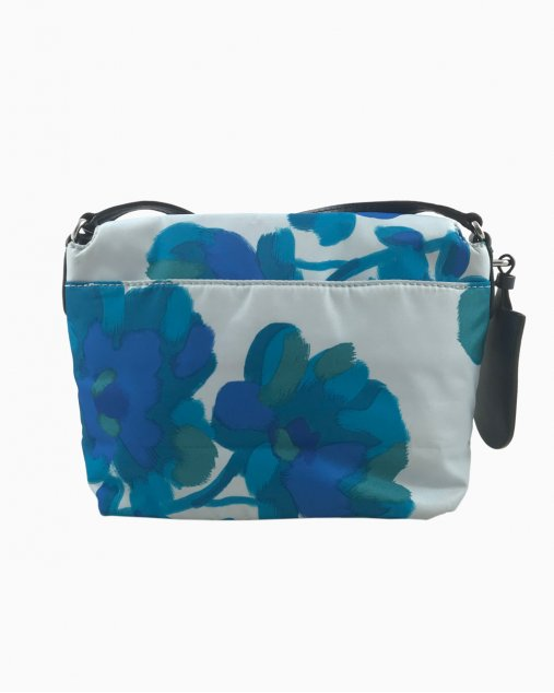 Bolsa Marc by Marc Jacobs Estampa Floral Azul