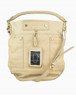 Bolsa Marc by Marc Jacobs Nude