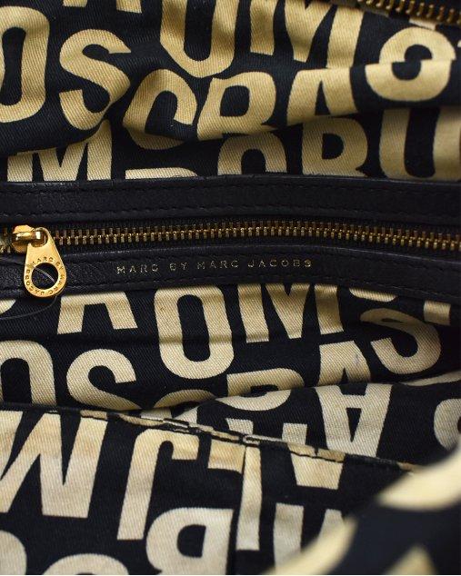 Bolsa Marc By Marc Jacobs Preta