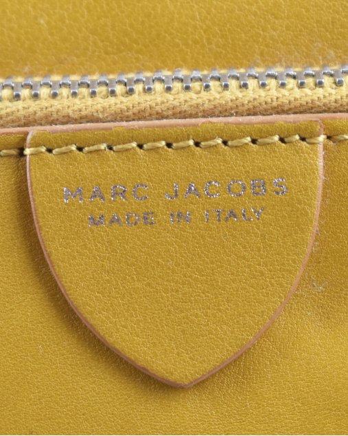 Bolsa Marc Jacobs Amarela