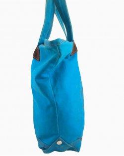 Bolsa Marc Jacobs Lona Azul