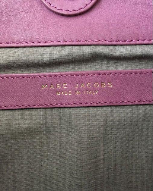 Bolsa Marc Jacobs Rosa Antigo