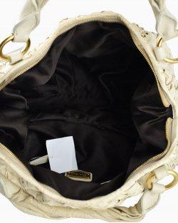 Bolsa Miu Miu Off White