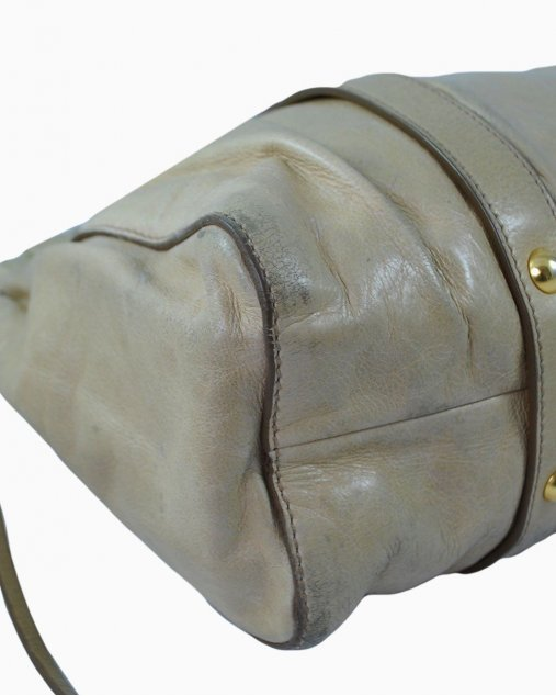 Bolsa Miu Miu Bege