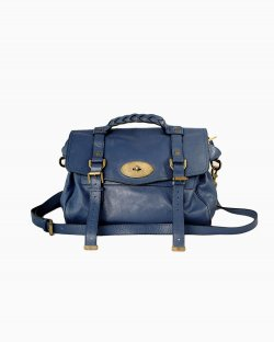 Bolsa Mulberry Alexa Azul