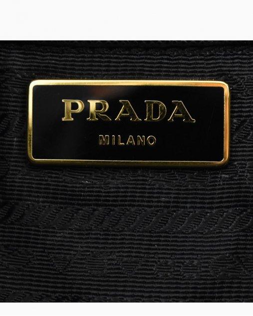 Bolsa Prada Galleria Preta