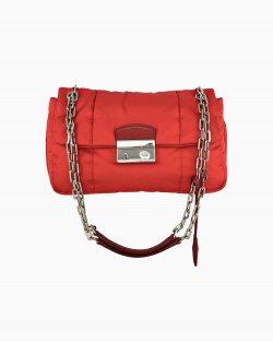 Bolsa Prada Nylon Vermelha