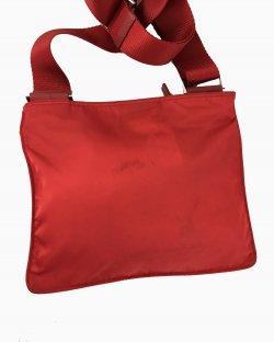 Bolsa Prada Nylon vermelha Transversal