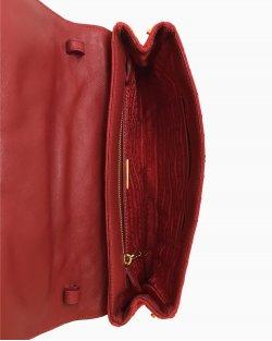 Bolsa Prada Nylon Vermelho