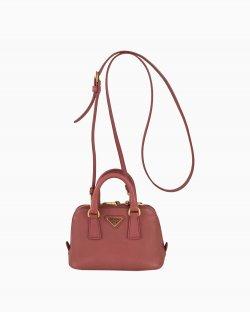 Bolsa Prada Rosé Mini