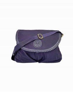 Bolsa Tory Burch Diaper Bag Roxa