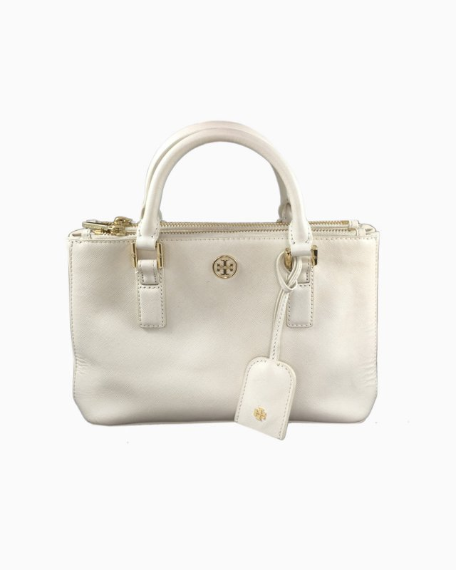 Bolsa Tory Burch Off Whitte