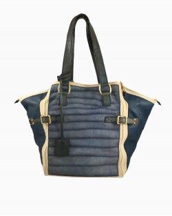 Bolsa Yves Saint Laurent Azul