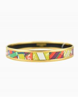 Bracelete Hermès Estampado