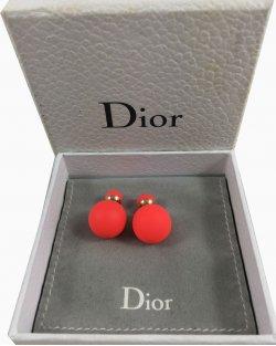 Brinco Dior Rosa