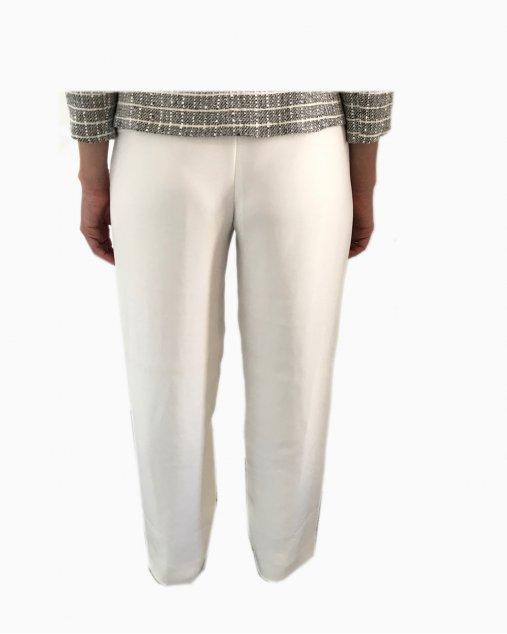 Calça Armani Collezioni Off White