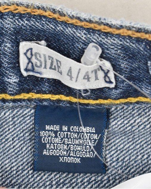 Calça Jeans Infantil Polo Ralph Lauren
