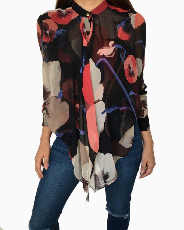 Camisa Gucci Floral