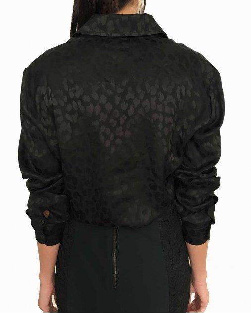 Camisa Gucci Preta