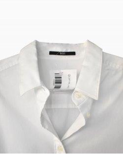 Camisa Hugo Boss Branca