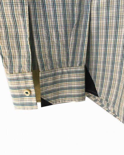 Camisa Hugo Boss Quadriculada Colorida
