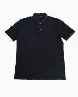 Camisa polo Gucci Manga Cinza