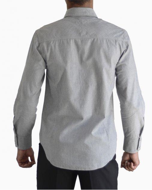 Camisa Rag & Bone Cinza