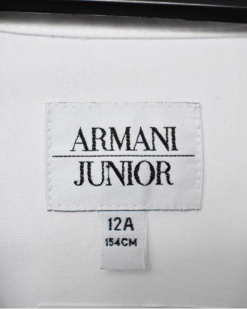Camisa Social Armani Junior