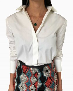 Camisa Valentino Off White