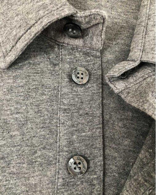 Camiseta Dolce & Gabbana Cinza