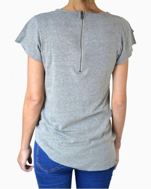 Camiseta NK cinza