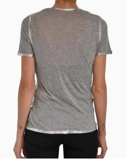 Camiseta Zadig & Voltaire Cinza