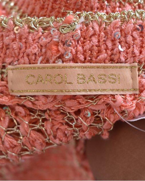 Capa Carol Bassi Coral