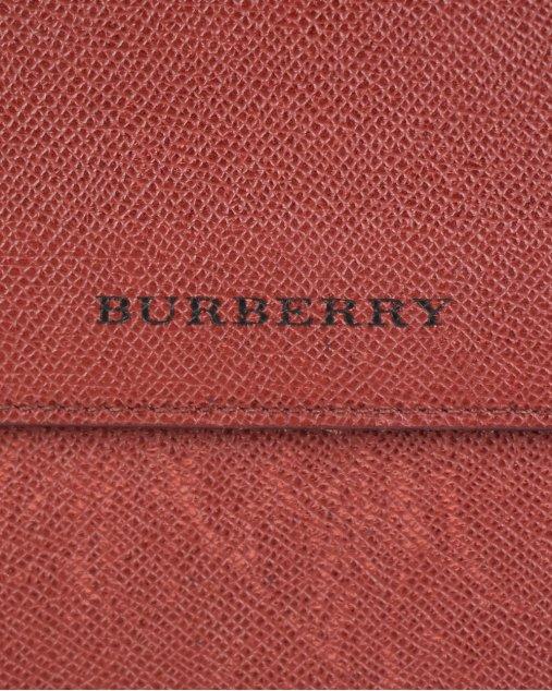 Capa de Ipad Burberry Vermelha