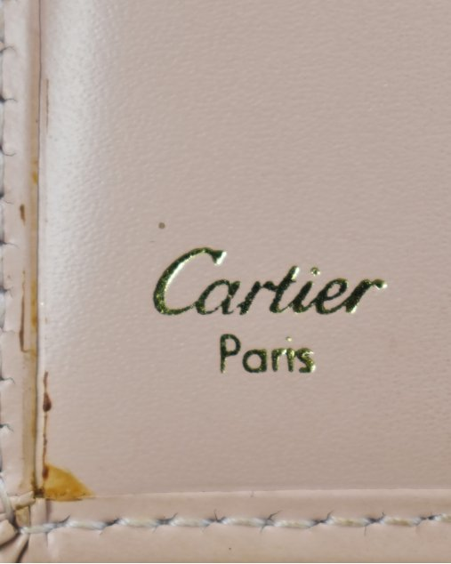 Carteira Cartier Rosa