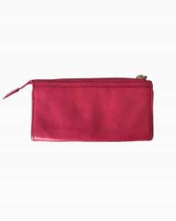 Carteira Marc by Marc Jacobs Couro Pink
