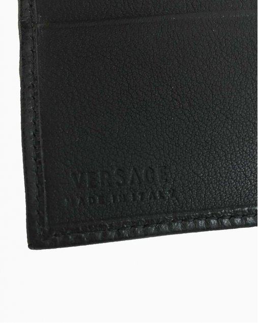 Carteira Versace Preta