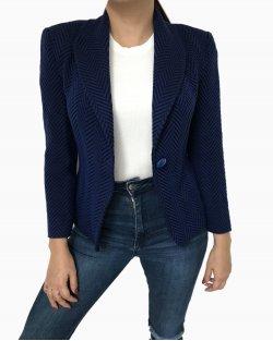 Blazer Armani Collezioni Azul