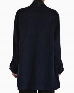 Casaco Hermès Azul Marinho