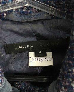 Casaco Marc Jacobs Azul