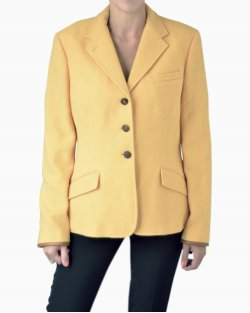 Casaco Ralph Lauren Amarelo