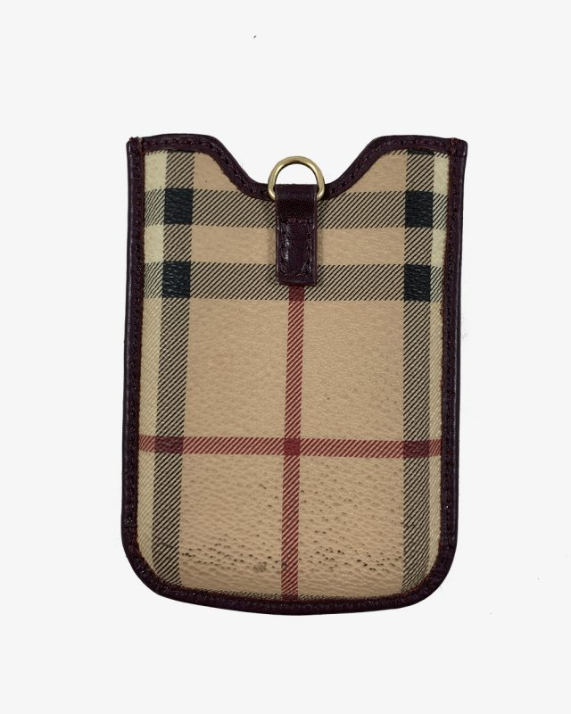 Case de Celular Burberry
