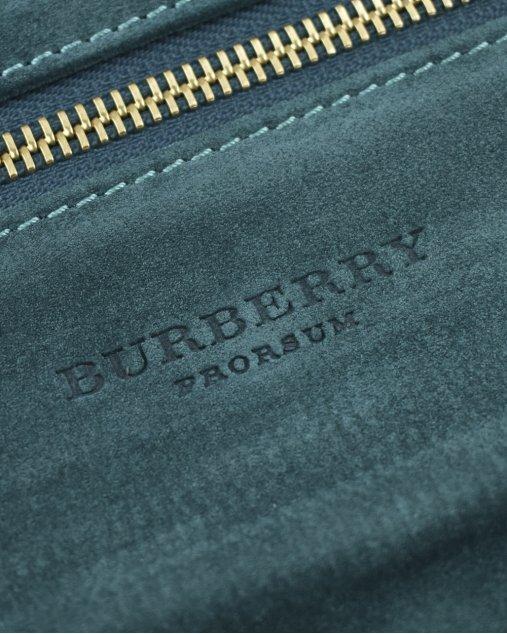 Clutch Burberry Prorsum Verde