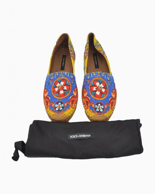 Espadrille Dolce & Gabbana