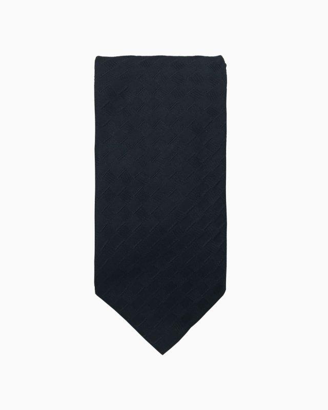Gravata Azul-Marinho Canali