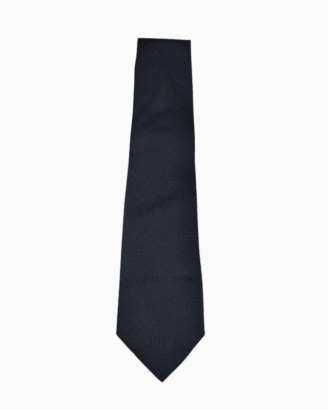 Gravata Burberry Azul Marinho