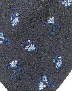 Gravata Kenzo Azul-Marinho