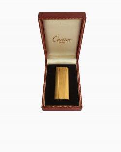 Isqueiro Cartier Dourado